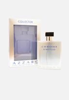 Azzaro - Azzaro Chrome United - Collector EDT 100ml (Parallel Import)