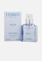 CALVIN KLEIN - Eternity Aqua EDT 50ml (Parallel Import)