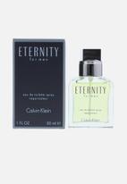 CALVIN KLEIN - Eternity Spray EDT 30ml (Parallel Import)