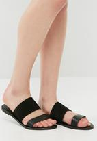 dailyfriday - Double slide sandal