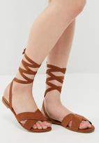dailyfriday - Strappy sandals