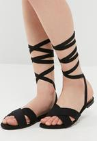 dailyfriday - Strappy sandals