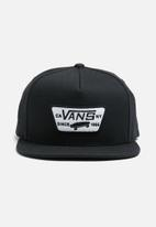 Vans - Full patch snapback