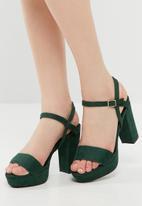 dailyfriday - Isabella block heel
