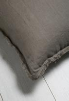 Sixth Floor - Linen cushion cover set