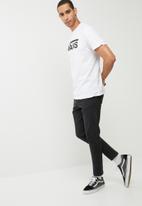 Vans - Vans classic tee- White/black