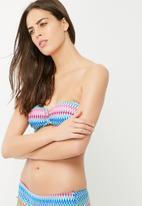 Dorina - Acapulco soft bandeau bikini top