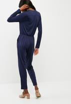dailyfriday - Bon bon wrap jumpsuit