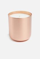 Charisma Candles - Foundry copper candle