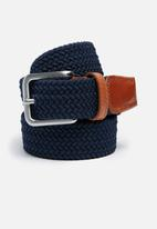 Jack & Jones - Spring woven belt