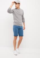 Only & Sons - Loom twill shorts