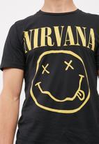 Jack & Jones - Nirvana slim tee