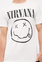 4c8a1741 Nirvana tee ss crew neck- cloud dancer Jack & Jones T-Shirts & Vests ...
