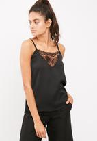 dailyfriday - Lace inset cami