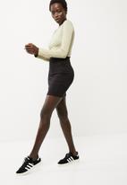 Missguided - Jersey mini skirt
