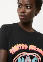 Missguided - Tainted history graphic tee