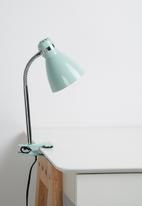 Present Time - Study clip-on lamp