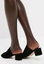 Vero Moda - Sila leather mule
