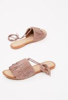 Vero Moda - Silja leather sandal