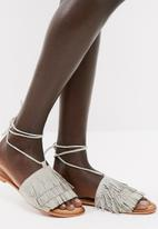 Vero Moda - Silja leather sandal