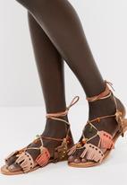 Vero Moda - Sikka leather sandal