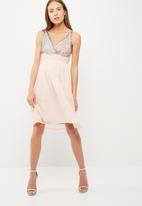 Vero Moda - Josephine beaded party dress