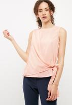 Vero Moda - Sky knot top