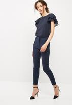Vero Moda - Victoria antifit ankle pants