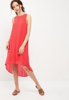 Vero Moda - Misa pleated dress