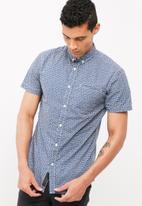 PRODUKT - Mini print ss shirt