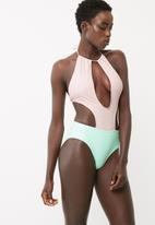 Vero Moda - Mint swimsuit