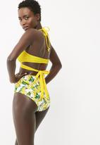 Vero Moda - High waist bikini bottom