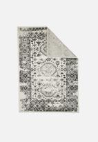 Hertex Fabrics - Karim salt and pepper rug large
