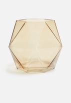 Sixth Floor - Geo vase