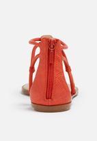 9475fac776bf2 Surie - red pony ALDO Sandals   Flip Flops