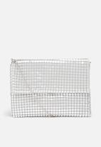 Missguided - Chain mail clutch bag