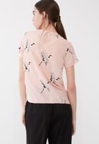 ONLY - Carrie crane geggo top