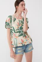 ONLY - Vega knot top