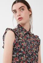 ONLY - Polly long shirt