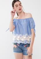 ONLY - Simo off shoulder top