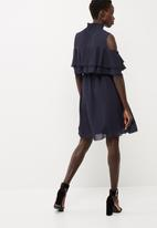 Y.A.S - Chinz cold shoulder dress
