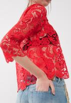 ONLY - Izzy crochet top
