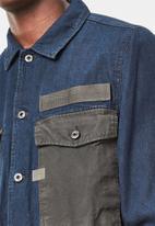 G-Star RAW - Type C army overshirt