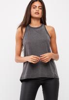 Missguided - Split back vest top