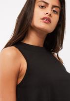 Missguided - Frill back vest