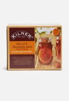 Kilner - Handle jars set of 4
