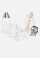 Kilner - Cocktail shaker gift set
