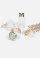 Kilner - Spice jar set 20 piece