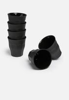 Duralex - Picardie soft touch tumbler - 250ml set of 6