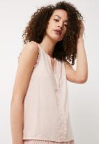 Vero Moda - Harriet Mano top